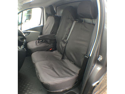 Double Passenger w/ Fold Down Seat & Under Seat Storage - Tailored - TV02