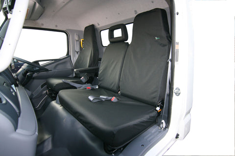 Mitsubishi FUSO Seat Covers - 2012 and Onwards - Town & Country
