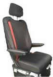 Renault - T SERIES TRUCK - Waterproof Seat Covers - ADJUSTABLE HEADREST