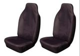Heavy Duty Cosmos Seat Covers - Front Pair