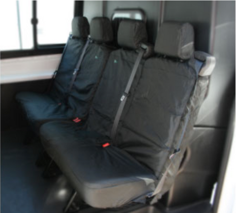 Crew Cab Rear Seat Cover - TRC14