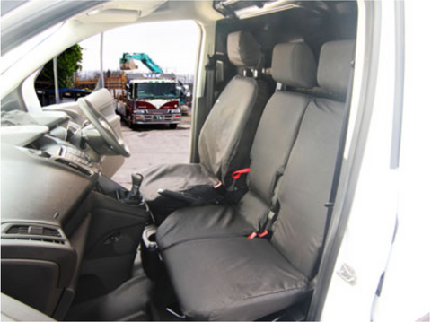 Front Seat Cover Set - Tailored - FCT14