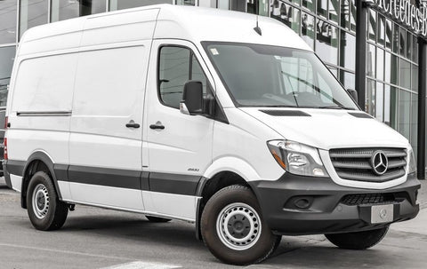 SPRINTER - from 2006 to 2018 - UNIVERSAL RANGE