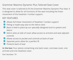 T9 - Grammer Maximo Dynamic Plus