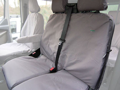 Front Double Seat Cover - Tailored - TCD