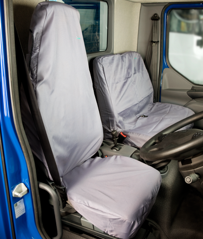 DAF XF Seat Covers - Pre 2012 - Town & Country