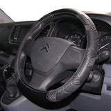 Heavy Duty Steering Wheel Cover - Square Bottom