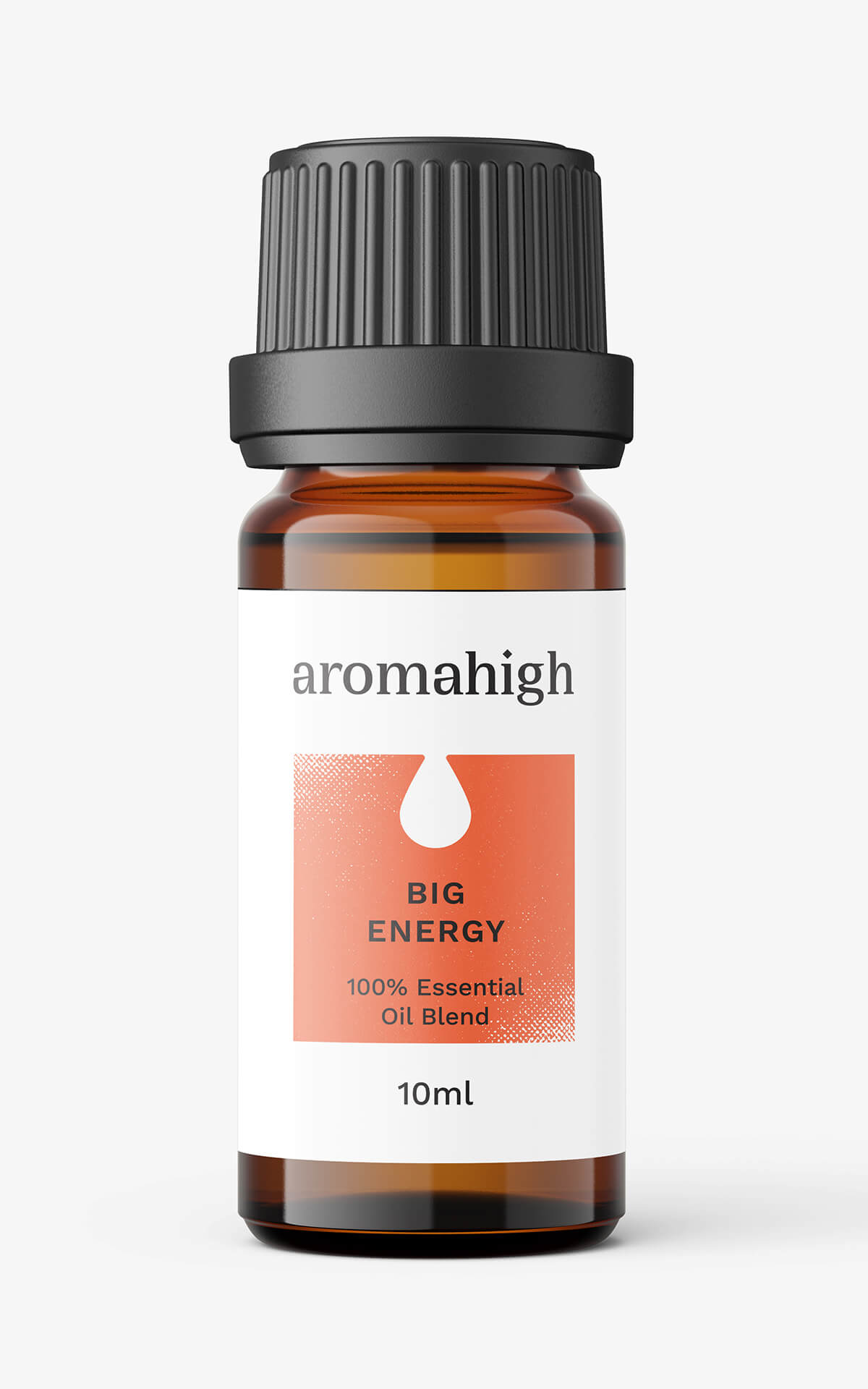 Big Energy Stimulating Essential Oil Blend