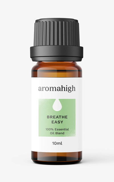 Breathe Easy Clean Air Essential Oil Blend