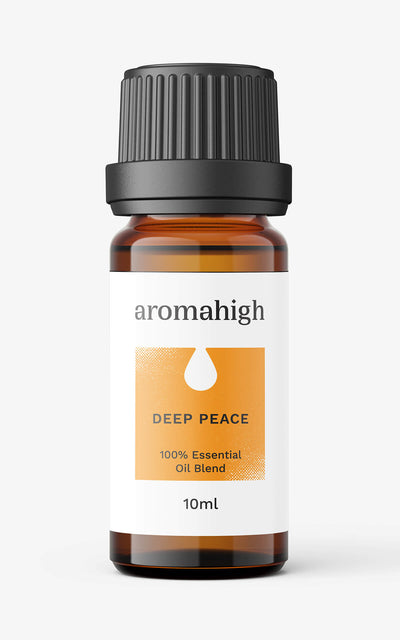 Deep Peace Stress Relief Essential Oil Blend