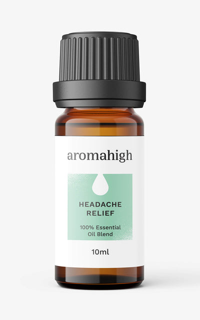Headache Relief Healing Essential Oil Blend