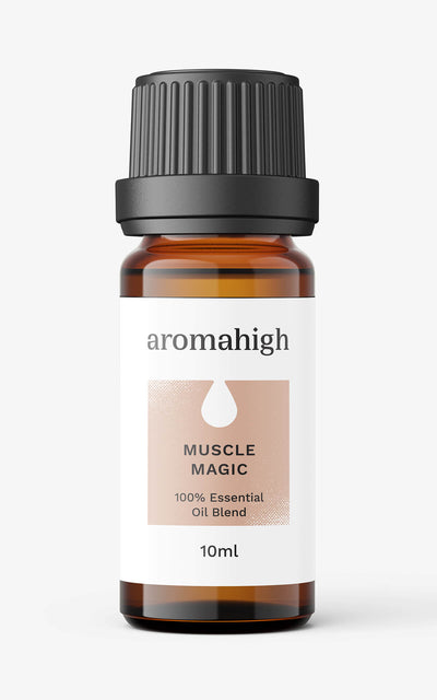 Muscle Magic Tension Relief Essential Oil Blend