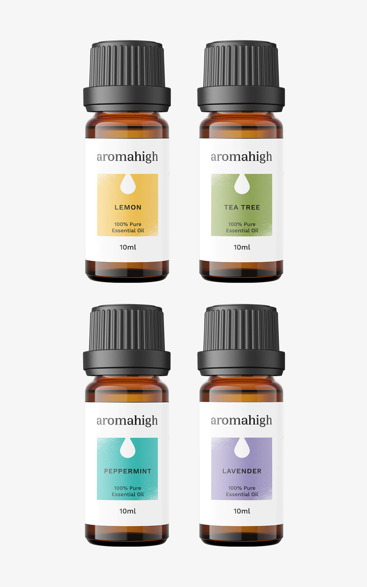 Healthy Home Essential Oils Kit