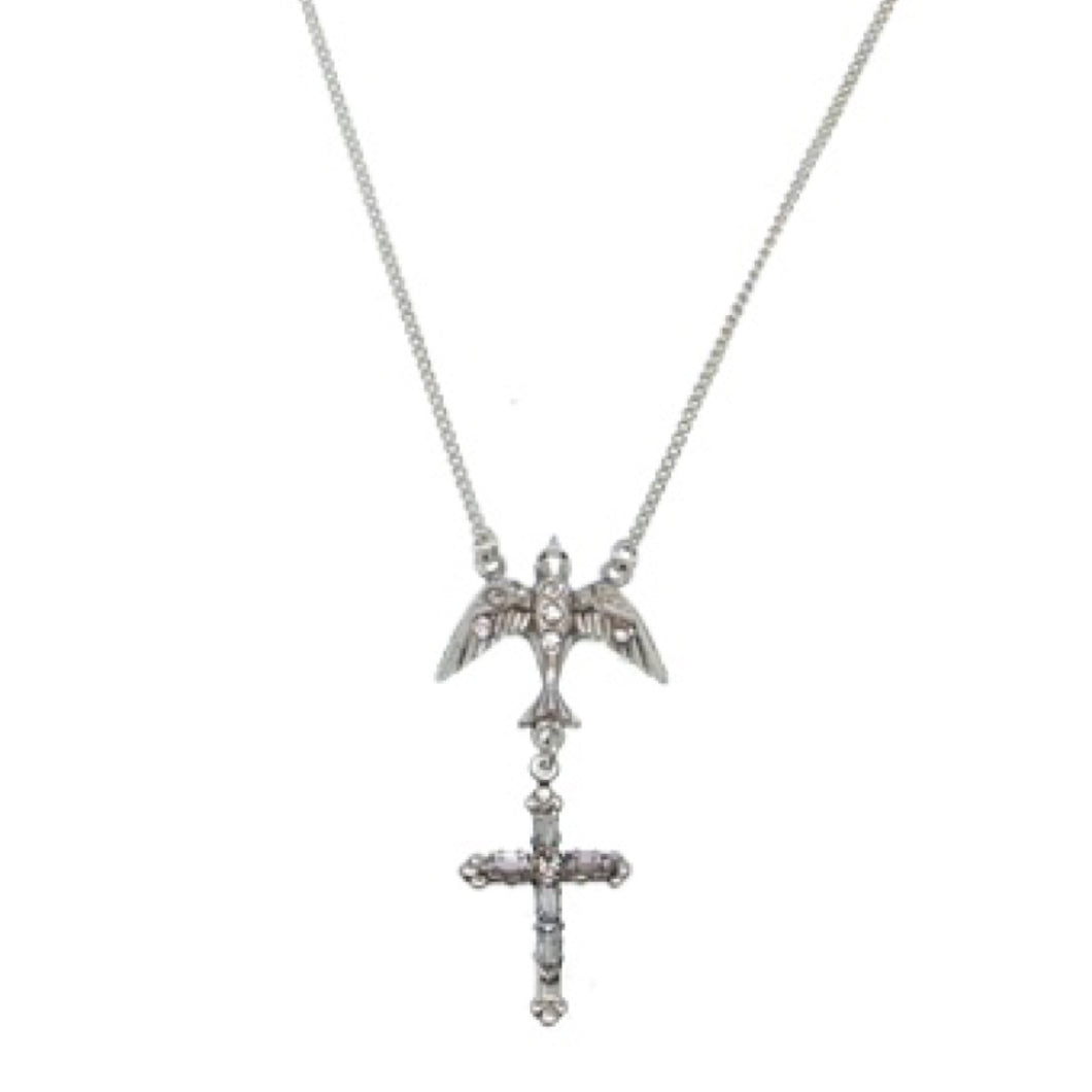 Ave Cruz Necklace