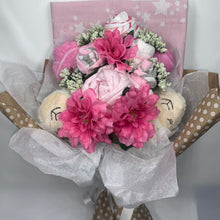 Load image into Gallery viewer, Baby Girls Slipper Bouquet
