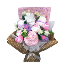 Load image into Gallery viewer, Sienna Rose Pink Flower Bouquet