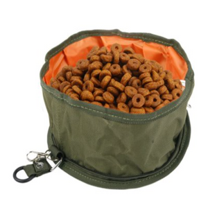 Pet Folding Food Bowl