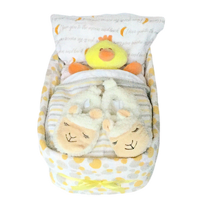 Baby Chick Bedtime-Yellow