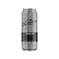 Double Barrel-Aged Black Tuesday with Tahitian Vanilla (2018) - 16oz. Crowler [CA Only]
