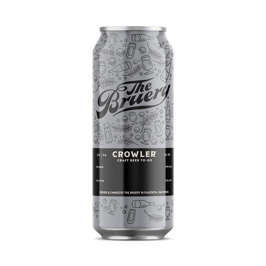 Bakery: Boysenberry Pie - 32oz. Crowler
