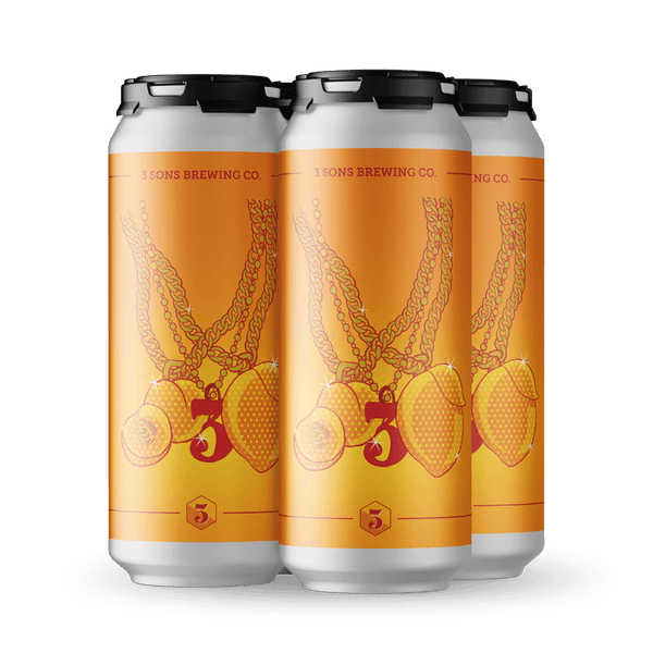 Southern Bling (3 Sons Brewing)
