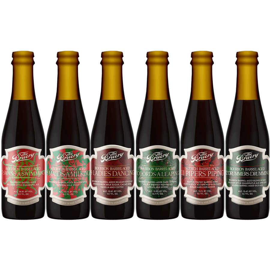 Barrel-Aged 12 Days Collection