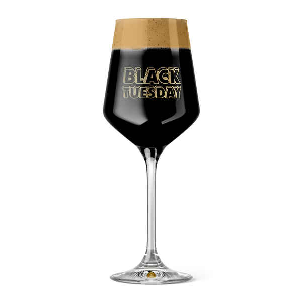 Black Tuesday (2020) Stemmed Glassware