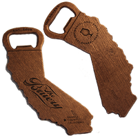 The Bruery CA Bottle Opener