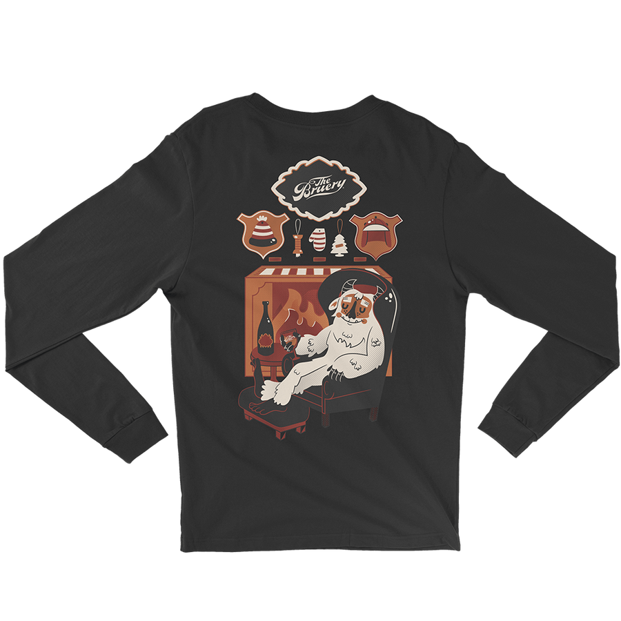 Winter Yeti Long Sleeve Tee - PRESALE