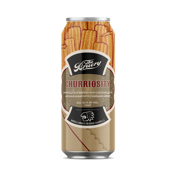Churriosity (2020) - 16oz. Can