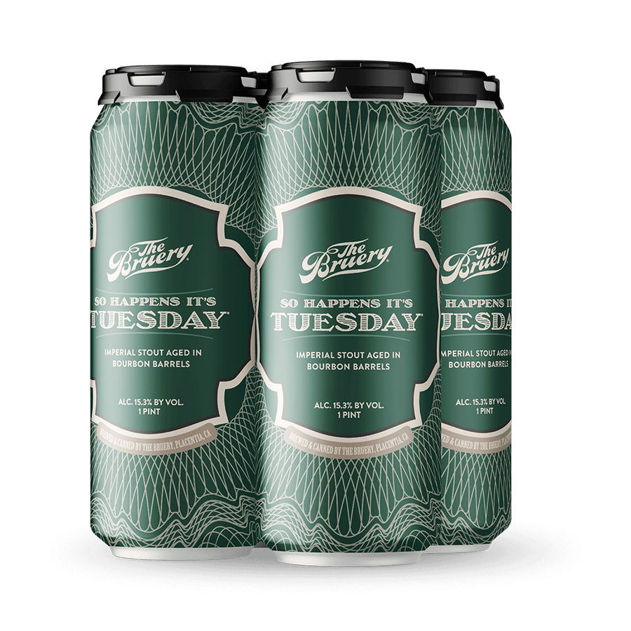 So Happens It's Tuesday (2020) 4-Pack