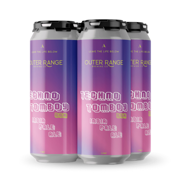 Techno Tomboy DDH (Outer Range)