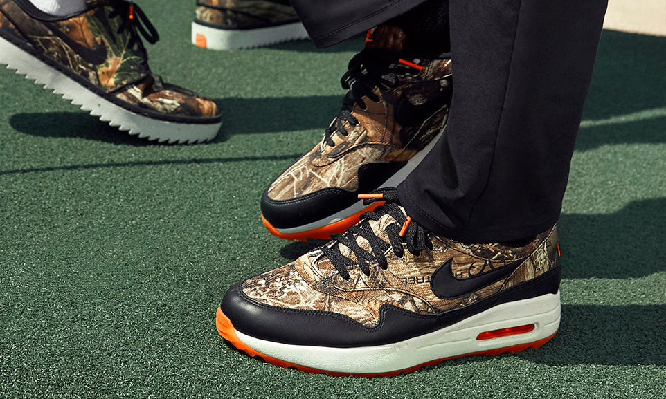 Air Max 1 G Realtree By Nike Golf | Available Now