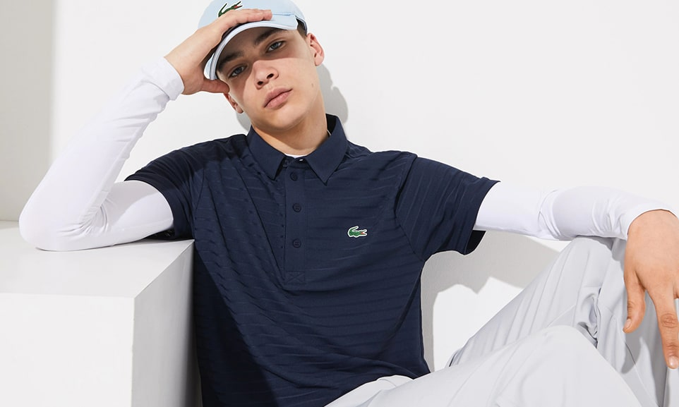 Lacoste Golf | Casual Luxury Embodied By French Elegance
