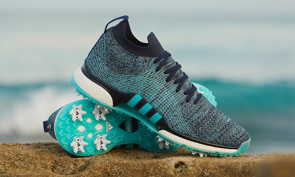 Play For The Ocean in adidas Golf x Parley