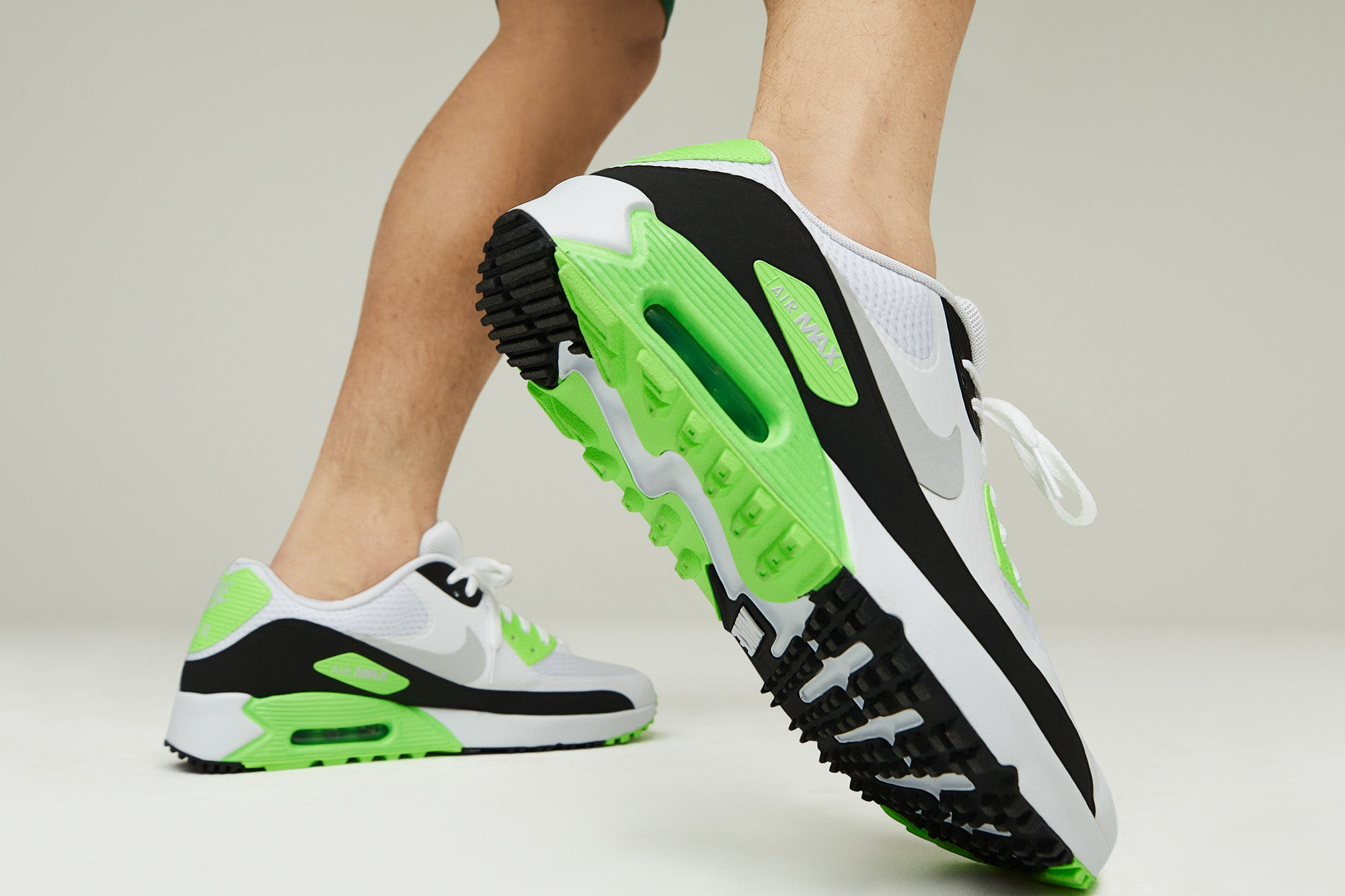 Nike Golf Air Max 90 G Shoes | Limited Edition NRG | Flash Lime ...