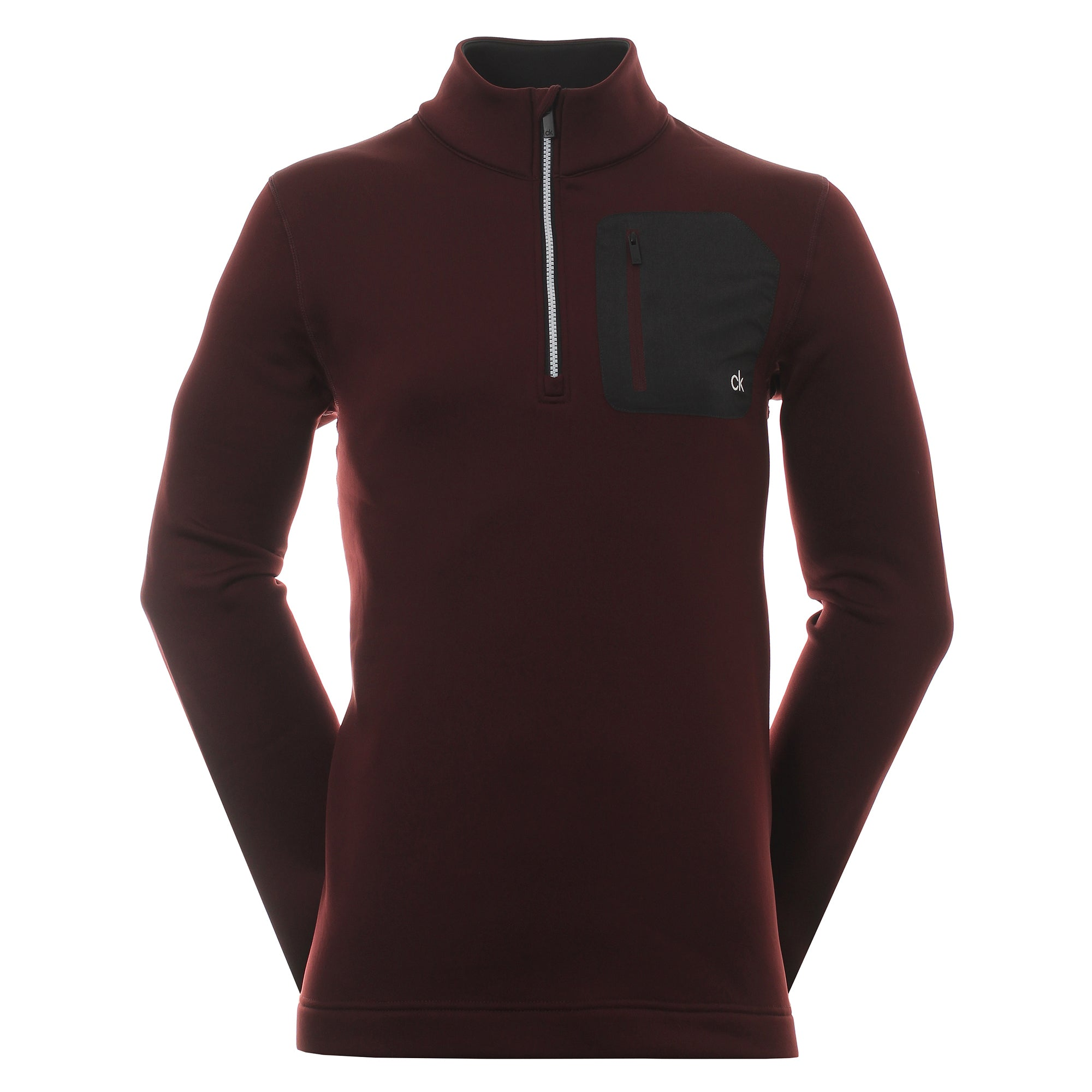 Calvin Klein Golf Pinnacle Half Zip CKMA20415