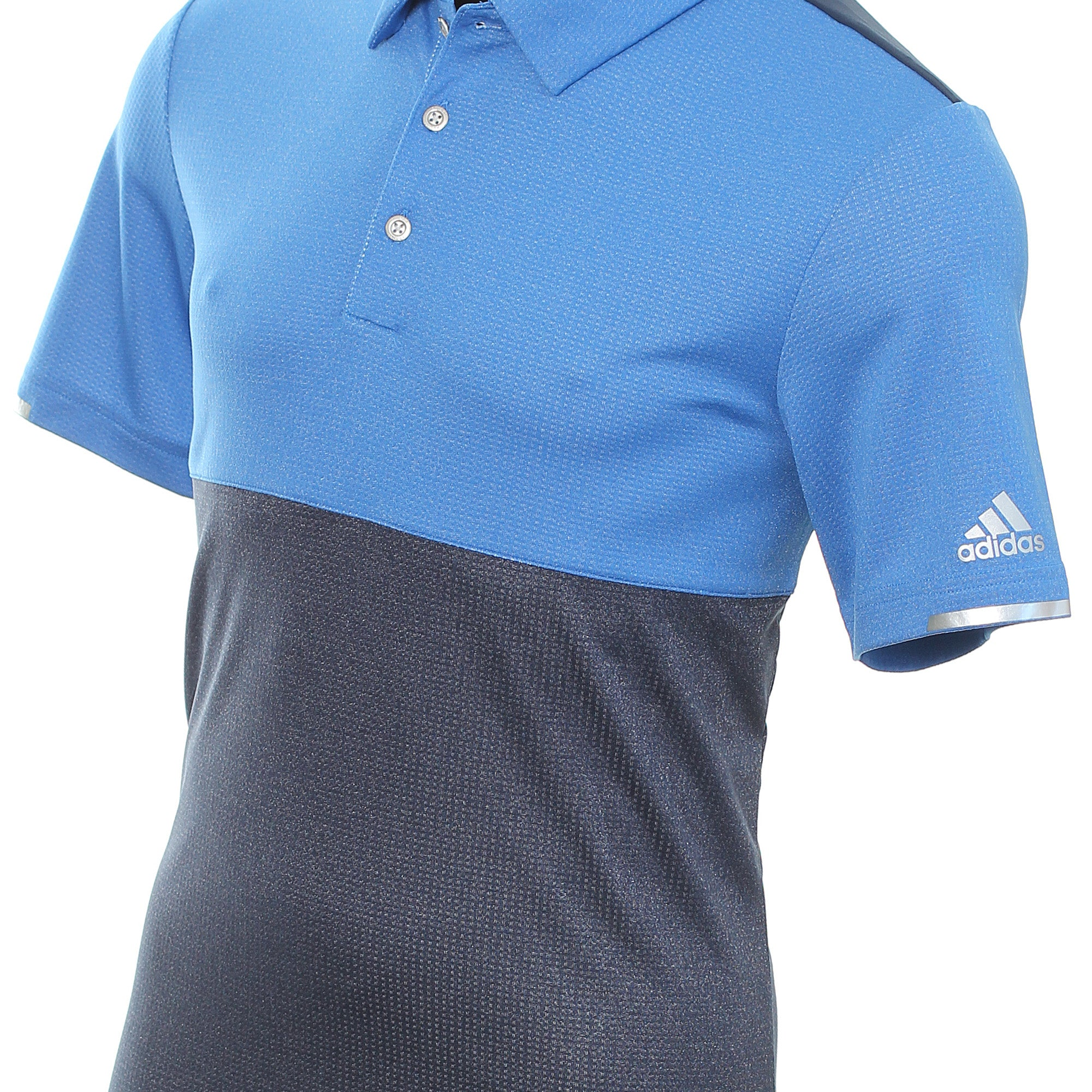 adidas Golf Climachill Heather Competition Shirt DQ2240