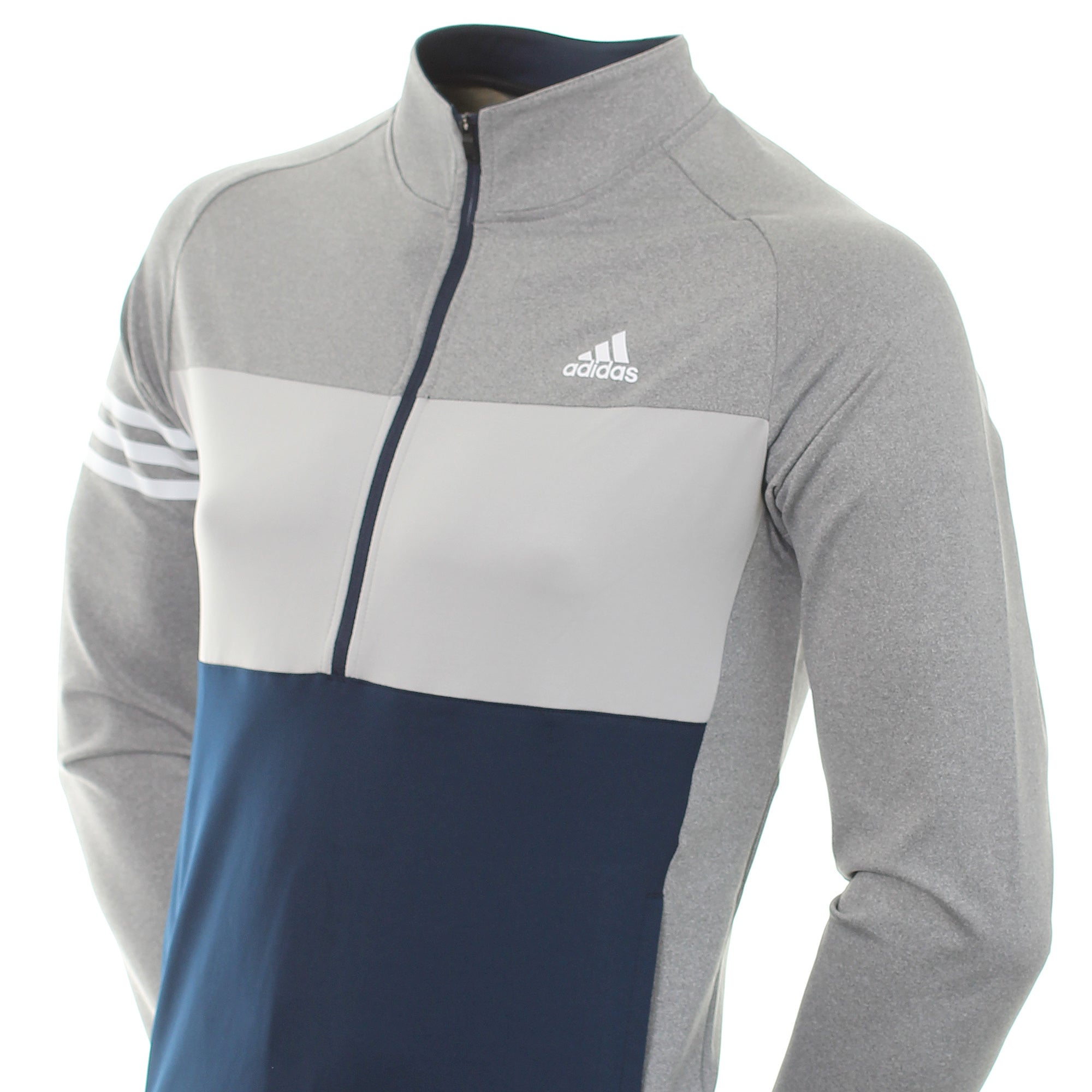 adidas Golf Competition 1 4 Zip Midlayer DX4937