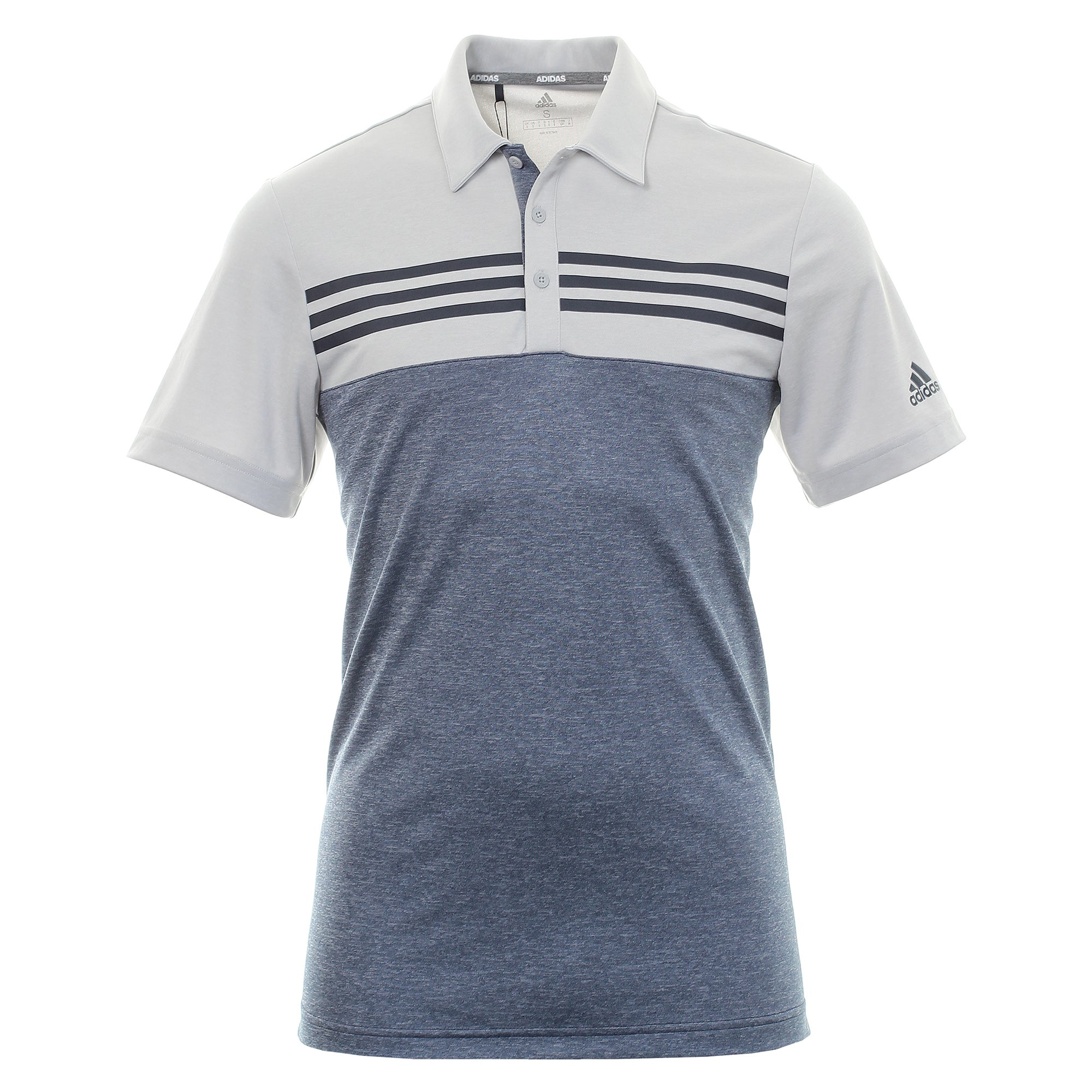 adidas Golf Heather Block Shirt DZ8520