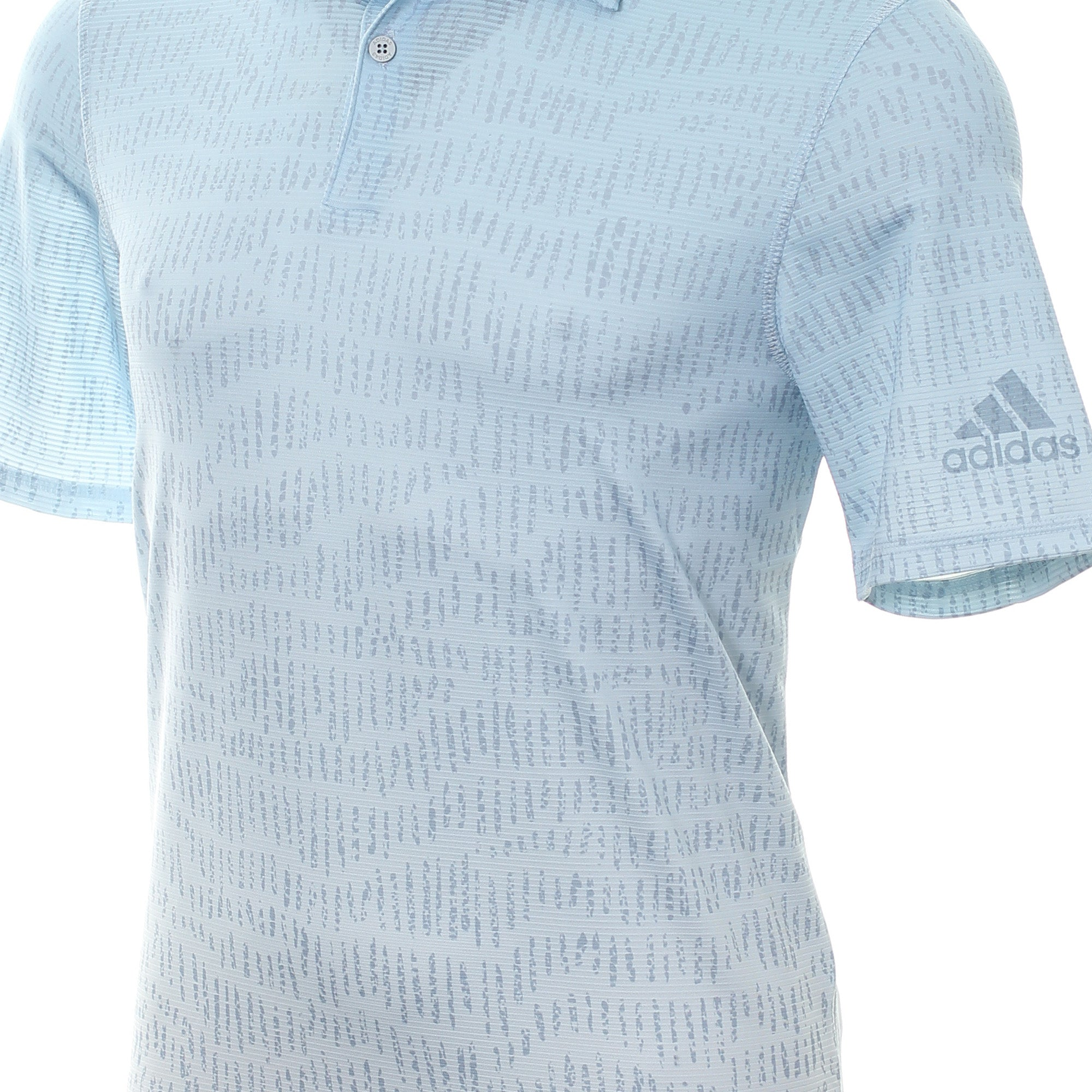 adidas Golf Primeblue Ltd Edition Blocked Shirt FJ6729