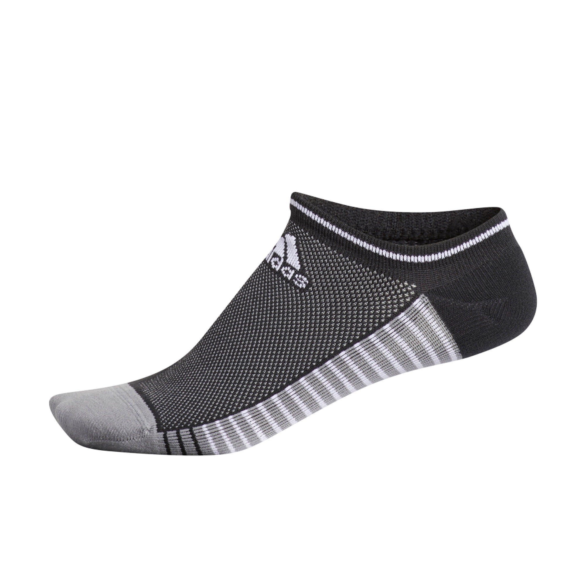 adidas Golf Single Performance No Show Socks DT2324