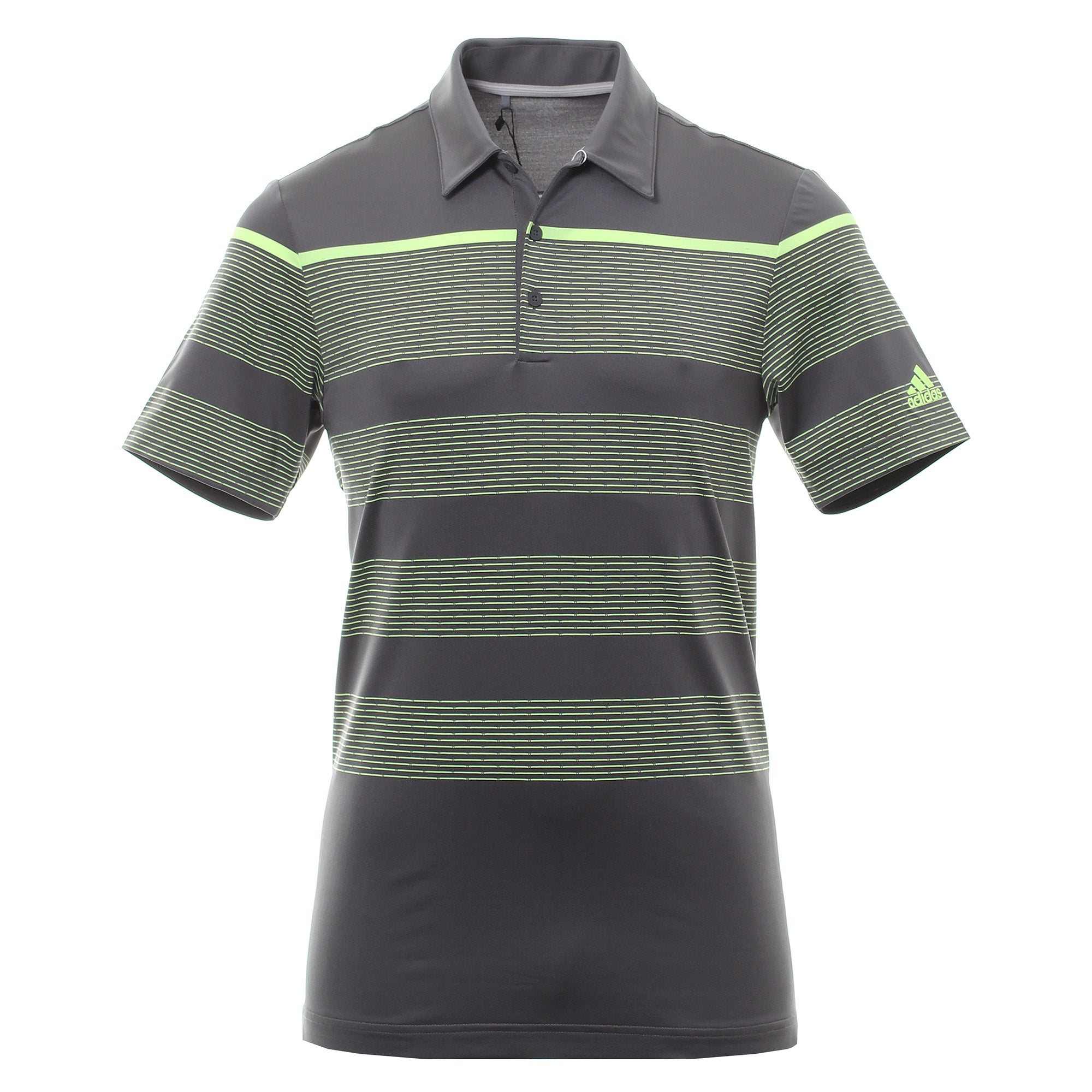 adidas Golf Ultimate365 Dash Stripe Shirt DZ0520