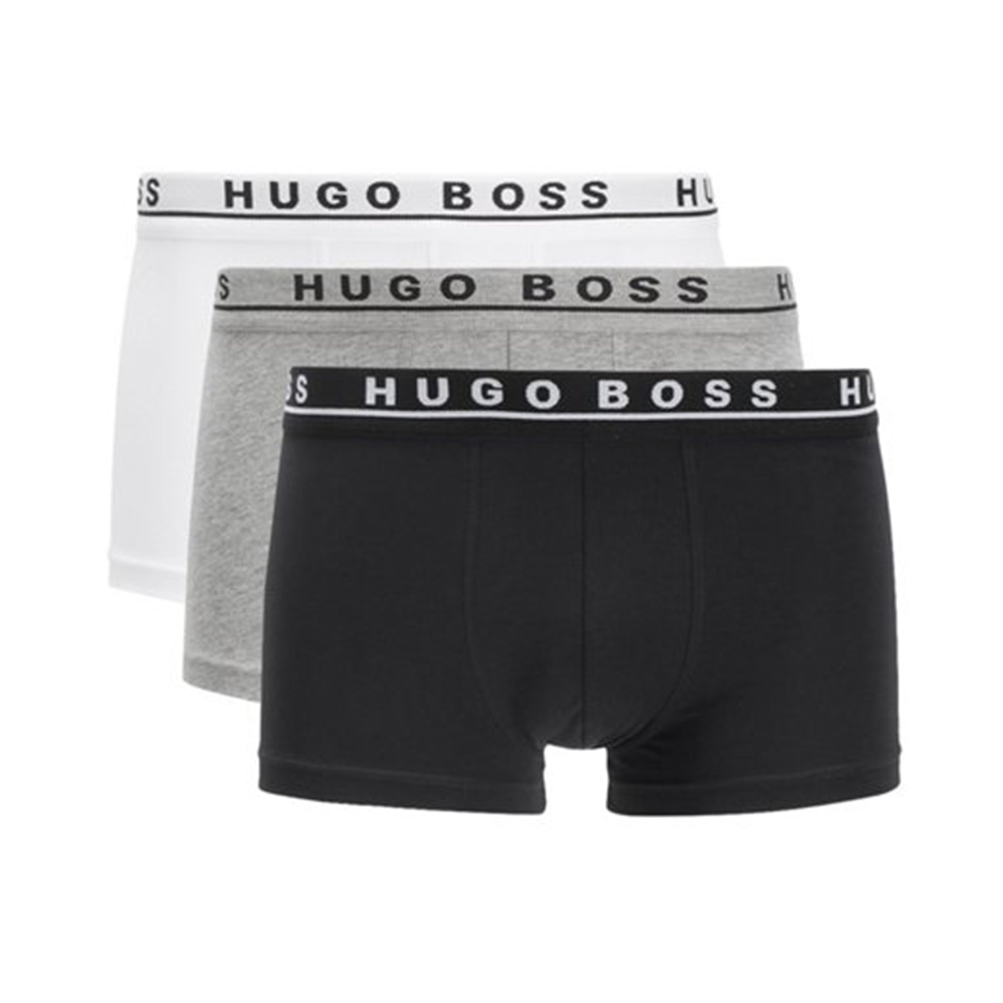 BOSS Cotton Stretch Trunk 3-Pack
