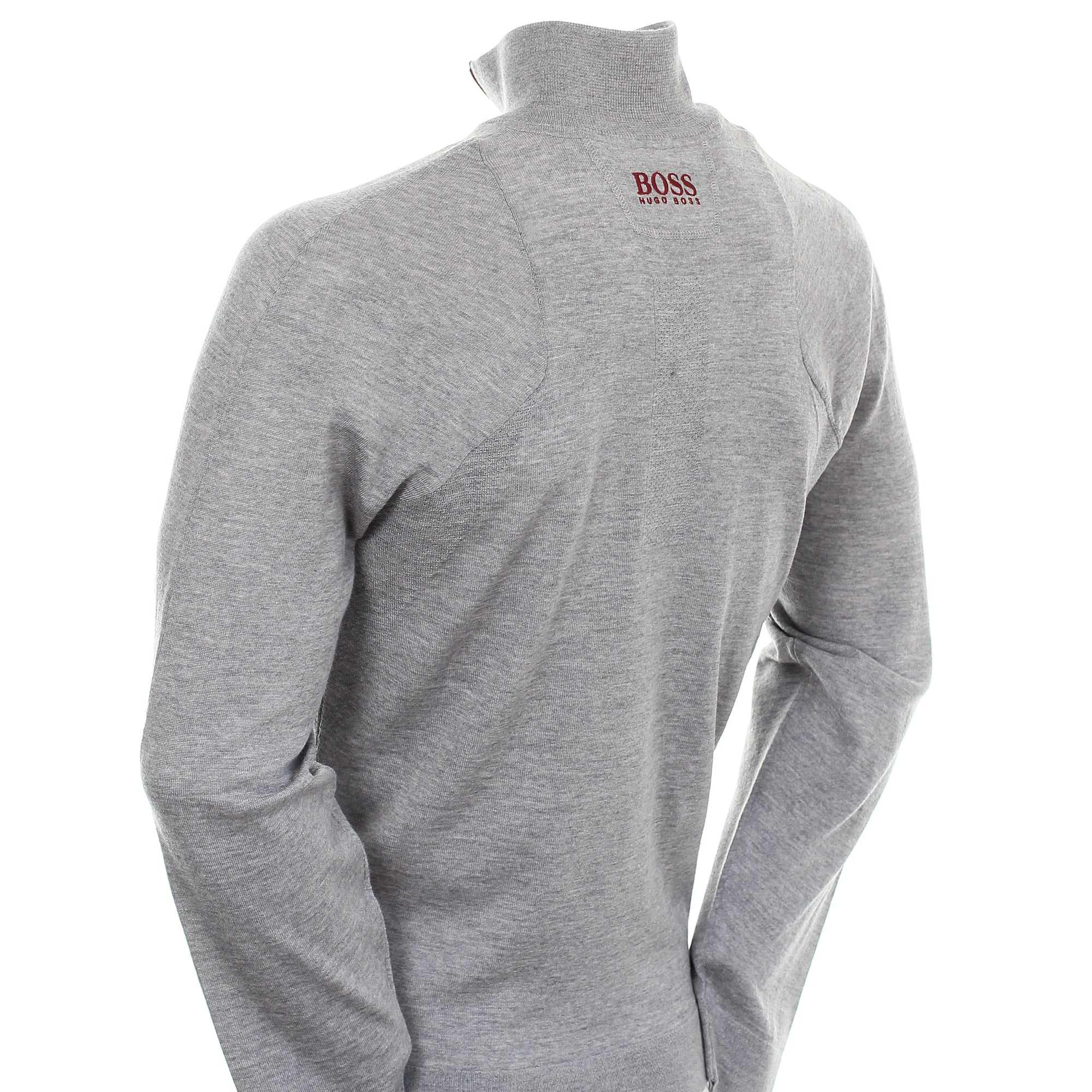 BOSS Zon Pro Zip Sweater 50413731