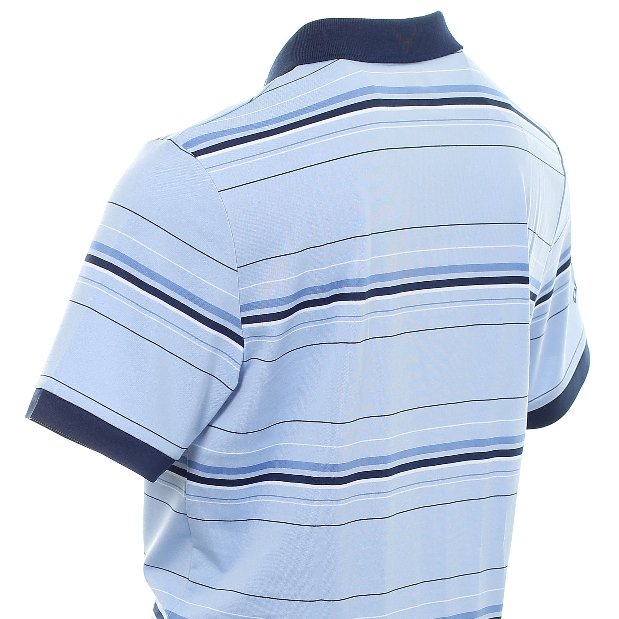 Callaway Golf 3 Colour Stripe Shirt CGKS90B5