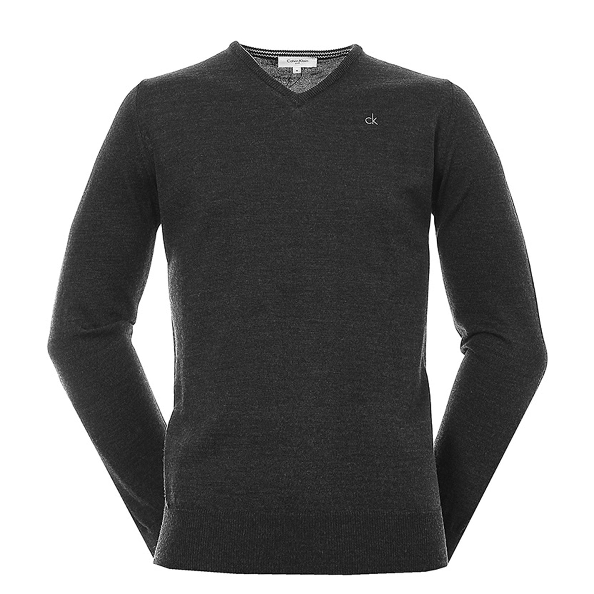 Calvin Klein Golf Easy Care Merino Sweater C9145