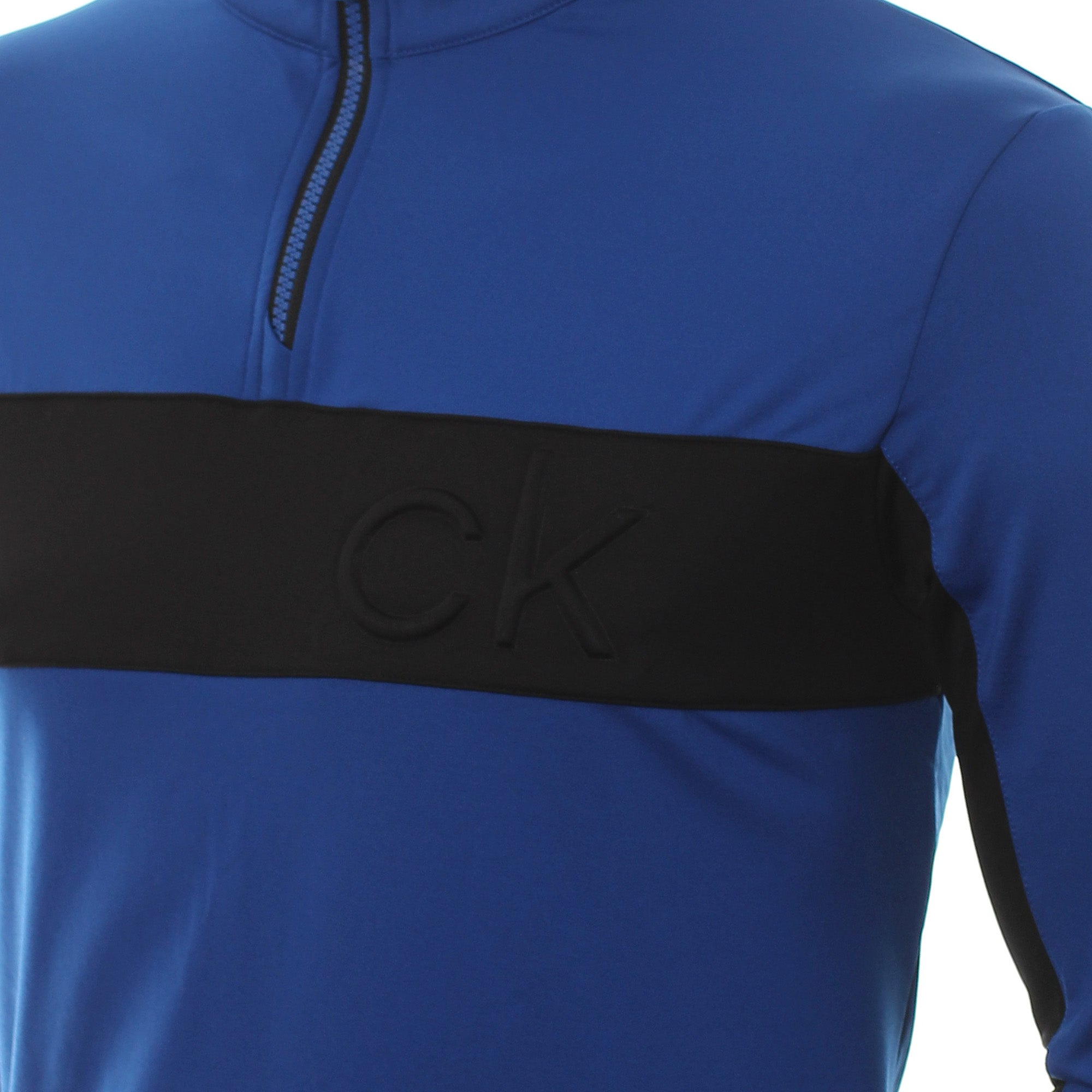 Calvin Klein Golf Embossed Half Zip