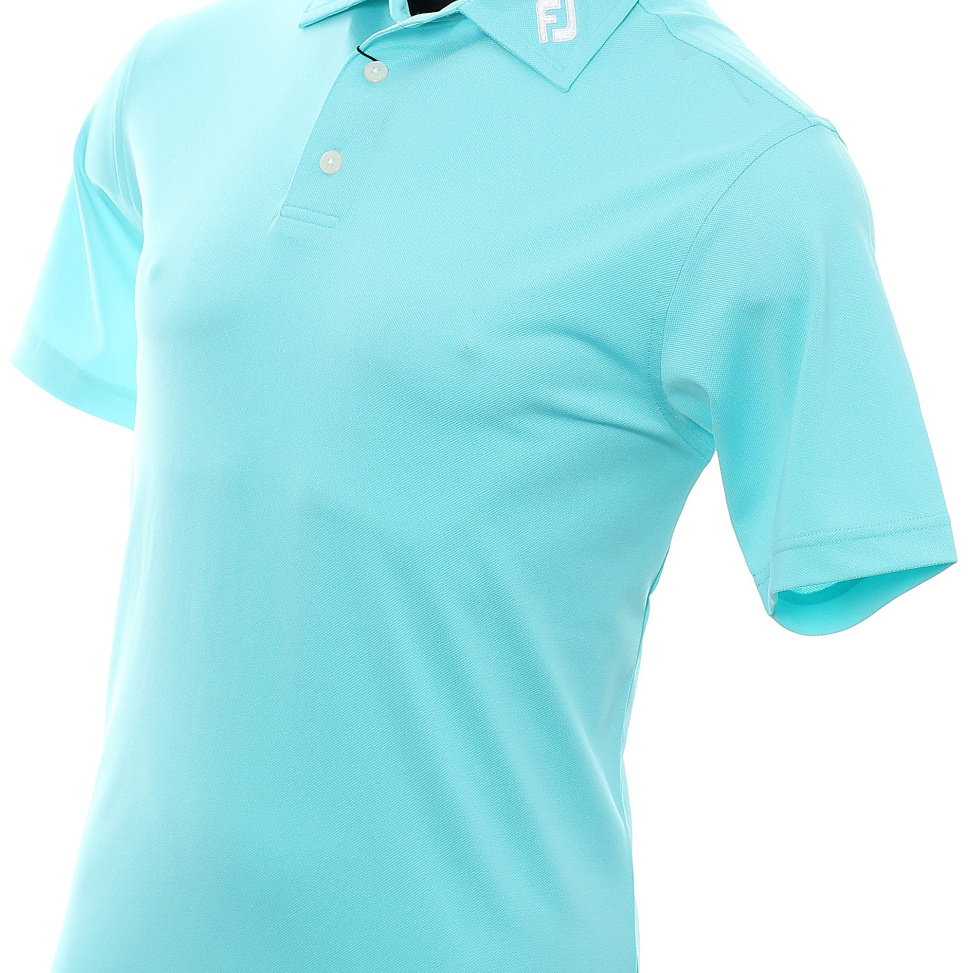 FootJoy Stretch Pique Solid Golf Shirt 90069