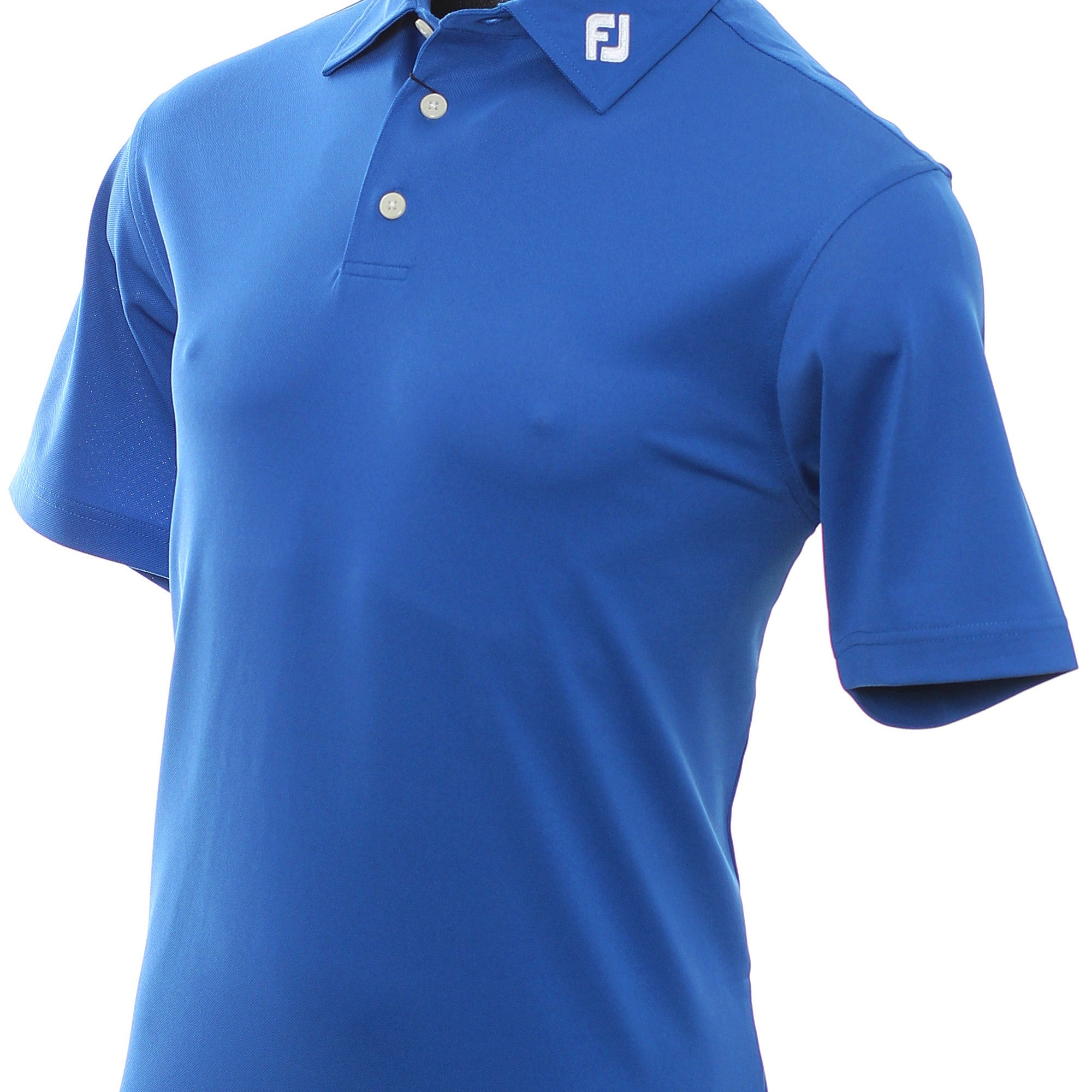 FootJoy Stretch Pique Solid Golf Shirt 90350